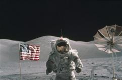美国宇航员尤金·塞尔南逝世