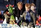 荷兰迎来国家郁金香日