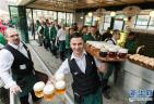 啤酒花园开张