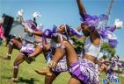 非洲传统祖鲁舞