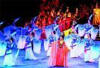 湖北大型民族歌剧《楚庄王》亮相